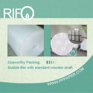 Quality BOPP Jumbo Roll Film for Synthetic Labels with MSDS