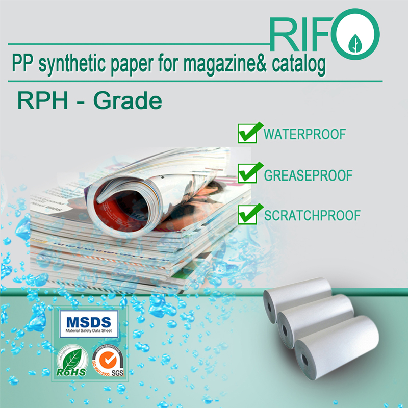 Is RIFO PP syntheitc paper recyclable?